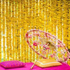 We create a magical moment with flowers in your space when you look around. Our wedding stage decorations are filled with fresh flowers as a symbol to remain the freshness of your love. Diy Wedding Theme, Desi Wedding Decor, Wedding Stage Decorations, Wedding Mandap, Wedding Ideas, Wedding Receptions, Wedding Blog, Wedding Inspiration, Wedding Garlands