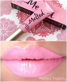 Too Faced Melted Liquified Long Wear Lipstick New Summer 2015 Shades: Review and Swatches