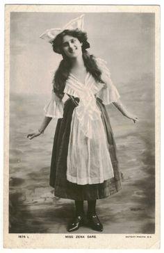 Zena Dare | Zena Dare_Rotary 1876 L
