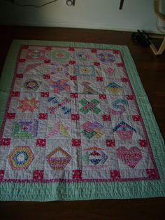 Jessica's quilt ~ by Terri Reveles