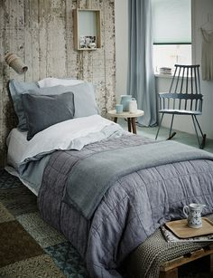 Trend Country Bliss from Perscentrum Wonen. *By DSC* Decor, Home, Home Bedroom, Bedroom Interior, Bed, Bedroom Decor, Beautiful Bedrooms, Bedroom, Interior Trend