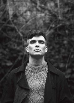 Cillian Murphy by Vassilis Karidis for So It Goes magazine, 2014 Prepare to be blown away when you see the rest of this photoshoot and the m...