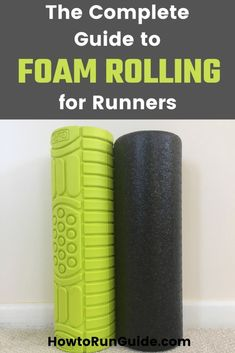 Foam Rolling for Runners, 6 important foam rolling moves to prevent muscle soreness and aid in faster recovery. running ideas gym, running ideas motivation, running ideas tips Running Injuries, Running Gear, Running Hacks, Running Workouts, Running Form, Running Humor, Cardio Workouts, Trail Running, Running For Beginners