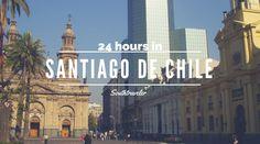 24h in Santiago de Chile. Tipps und Informationen über Sehenswürdigkeiten, Essen und Trinken, Barrio Bellavista, Barrio Italia, Cerro Santa Lucia
