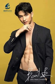 Korean Boys Ulzzang, Model Agency, Drawing Reference, Champs, A Good Man, Gentleman, Thailand, Tv Shows, Boat