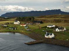 Scottish Island Photo Gallery -- National Geographic Traveler- Port Mor in Muck (FANTASTIC PICS)