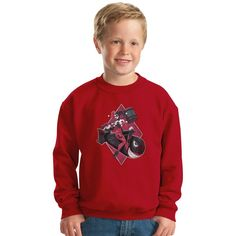 Bombs Away Kids Sweatshirt