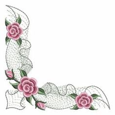 A huge range of impeccably digitized designs across all stitch styles. Rose Embroidery, Custom Embroidery, Embroidery Applique, Embroidery Ideas, Hand Embroidery Tutorial, Free Machine Embroidery Designs, Beginning Embroidery, Pearl Rose, Craft Patterns