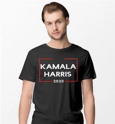 Photo Kamala Harris, Mens Tops, T Shirt, Twitter, Fashion, Supreme T Shirt, Moda, Tee Shirt, Fashion Styles