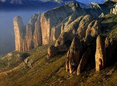 Reino de los Mallos Ayerbe Riglos #Huesca