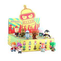 Futurama Mini Series Set of 2