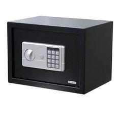Digital Electronic Safe Box with Keypad Lock