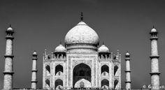 The Taj Mahal by Gautam Gupta on 500px