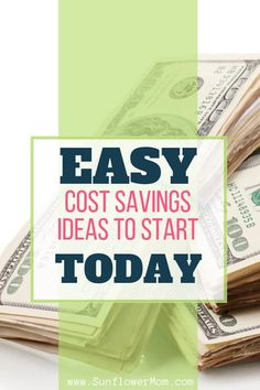 Practical Cost Saving Ideas You Won't Even Notice