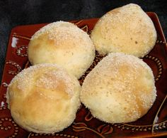 This recipe is from the Philippines. It makes the best rolls ever! They are wonderful fresh from the oven, with a little butter or some jam. They also freeze very well, so dont worry about any leftovers (if there are any!). Time to prepare the dough and rising time are not included. SOURCE: WWW.