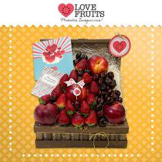 #RubroLuxury   Presentes inesquecíveis: http://www.lovefruits.com.br/