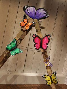 fertiger Schmetterling