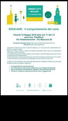 EduCane, all'area cani Playmore seminario con la Fondazione Baratieri :http://www.qualazampa.news/event/educane-allarea-cani-playmore-seminario-con-la-fondazione-baratieri/
