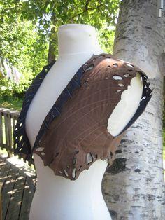 Earth Fairy Vest by nolwen on deviantART