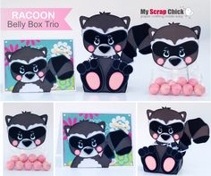 Raccoon Belly Box: click to enlarge