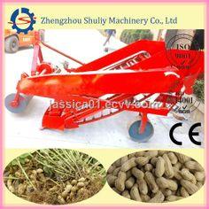 Peanut Harvester /High efficiency peanut harvesting machine/multifunction peanut harvester (slhl-150) - China peanut harvester, sl Zhengzhou, Harvester