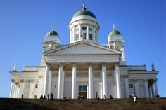 Helsinki - Finland- Helsinki Cathedral