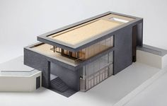The Lighterman King's Cross · Projects · Stanton Williams Architects Interior Architecture Drawing, Concept Models Architecture, Architecture Model Making, Architecture Details, Architectural Technologist, Arch Model, Model Homes, Modern House Design, Stanton Williams