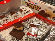 Wie schmecken die Kinder Cards Sorte Milch und Kakao von Ferrero Snacks, Snack Recipes, Ferrero, Jamie Oliver, Kakao, Pop Tarts, Smoothie, Halloween, Chocolates