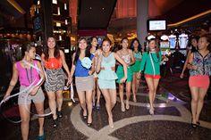 Carnival Themed Las Vegas Bachelorette Party @ The Cosmo « by Rapture Photography Studio   Las Vegas Event Photographer