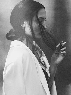 Hanna Frid -- You wouldn't have known I was gone, and if you ever see me again, the length of my hair will tell the time.
