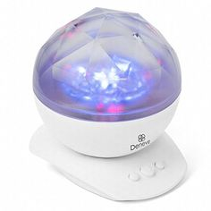 Aurora Borealis Night Light By Deneve - Best Top Star Projector Mood Lighting Lamp Trippy Ambient Color Changing LED for Baby Teens Boys Girls Starry Galaxy Light Lava Projector Music Player - http://lamps.nationalsales.com/aurora-borealis-night-light-by-deneve-best-top-star-projector-mood-lighting-lamp-trippy-ambient-color-changing-led-for-baby-teens-boys-girls-starry-galaxy-light-lava-projector-music-player/