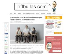 Essentials Skills a Social Media Manager Needs To Have on Their Resume