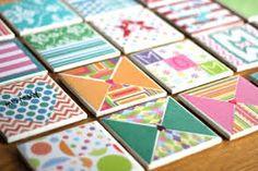 Image result for mothers day tile coaster