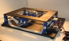 Laser-Based PCB Printer