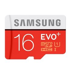 (9.99$)  Watch now - http://aif5d.worlditems.win/all/product.php?id=C3577-16 - Samsung Memory 16GB EVO Plus MicroSDHC 80MB/s UHS-I (U1) Class 10 TF Flash Memory Card MB-MC16D/CN High Speed for Phone Tablet Cemara