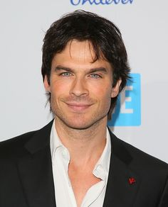 Ian Somerhalder - WE Day California at the Forum on Thursday, April 7, 2016, in Inglewood, Calif