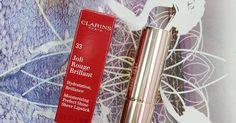 Clarins Joli Rouge Brillant #33 Soft Plum