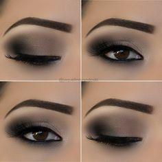 What is Makeup ? What is Makeup ? Generally speaking, what is makeup ? Makeup Eye Looks, Beautiful Eye Makeup, Smokey Eye Makeup, Eyebrow Makeup, Love Makeup, Skin Makeup, Makeup Inspo, Eyeshadow Makeup, Makeup Hacks