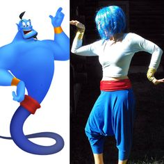 Hey, I found this really awesome Etsy listing at https://www.etsy.com/listing/204975721/aladdin-genie-womens-halloween-costume