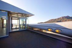 747 Airplane House, David Hertz -