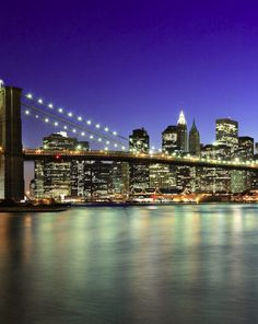 Take a night stroll so you can take in all the lights. #NYC