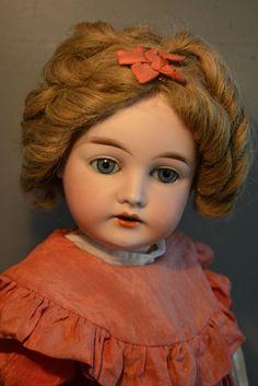 Antike Puppe!! Rempel & Breitung!! Sehr selten!! Mold 117!!!