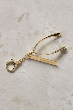 Anthropologie Lucky Token Keychain ($14) Image Source: POPSUGAR Photography / Kathryna HancockProduct Credi...