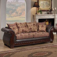 Rutherford Sofa - SM6207-SF