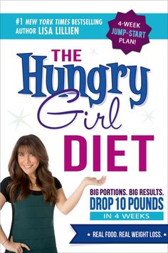 The #1 New York Times bestselling author of the Hungry Girl cookbooks now delivers the first-ever meal plan based on the concepts that have satisfied millions: The Hungry Girl Diet ! Lisa Lillien has