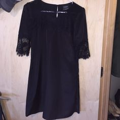 Romeo & Julie silk and lace shift dress Perfect condition! Romeo & Juliet Couture Dresses