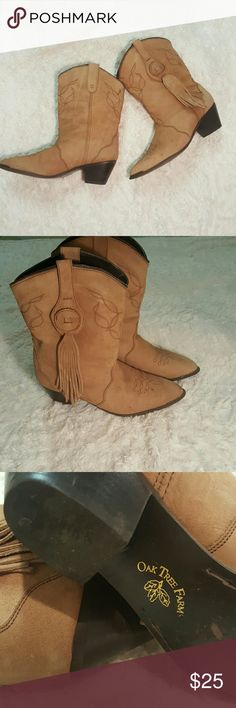 Leather Boots Made In Mexico