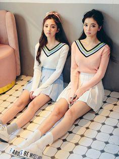 ショップスタッフ chuu│chuuのスカートコーディネート-WEAR