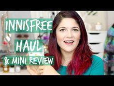 Korean Beauty: Innisfree Haul & Mini Review
