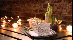di Stasio - Pain-sandwich Panini Sandwiches, Party Sandwiches, Sandwich Cake, Canadian Cuisine, Canadian Food, My Favorite Food, Favorite Recipes, High Tea, Summer Recipes